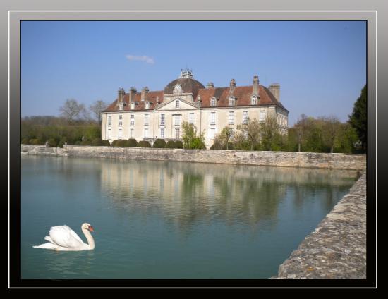 Château de Fontaine-Française