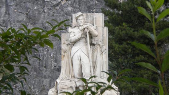 Zouave à Dijon